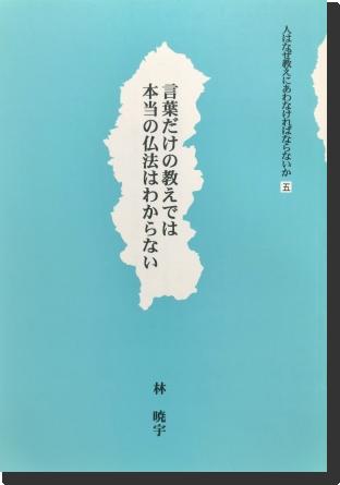 -シリーズ 私はなぜ教えにあわねばならなかったか- Vol 5 『言葉だけの教えでは本当の仏法はわからない』